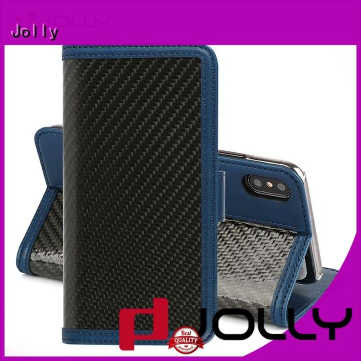 best magnetic wallet phone case with rfid blocking features for sale