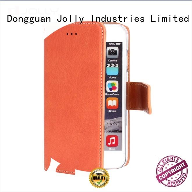 ladies blocking wallet phone case real Jolly company