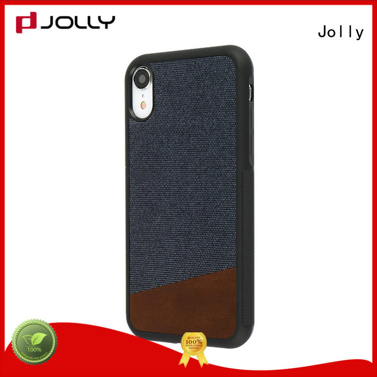 Jolly hot sale customized mobile cover online for iphone xs