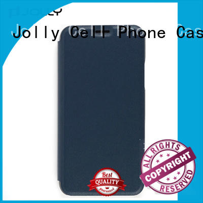 Jolly slim leather phone cases online for busniess for sale