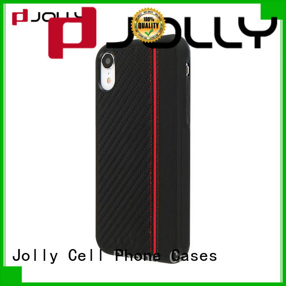 Jolly absorption phone case cover supplier for iphone xr