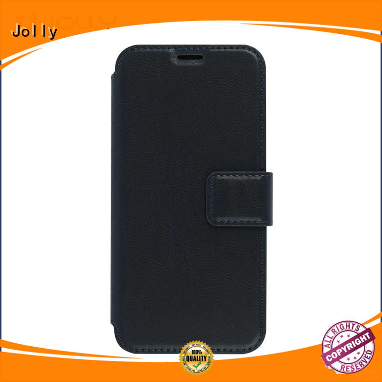 Jolly custom flip phone covers for busniess for iphone xs