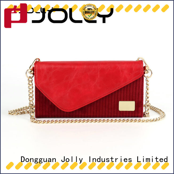accessories womens imitation Jolly Brand flip wallet phone case manufacture