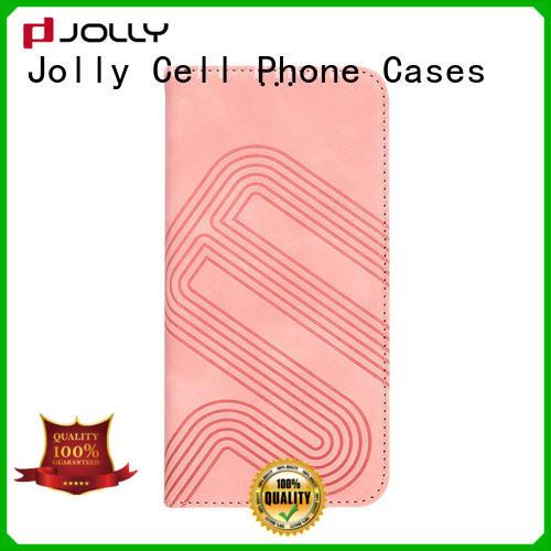 Jolly flip flip phone case closure supplier