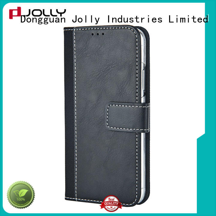 ladies purse crossbody leather cell phone wallet case with id and credit pockets for apple