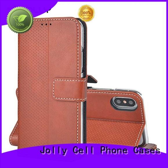 women cell phone wallet factory for apple