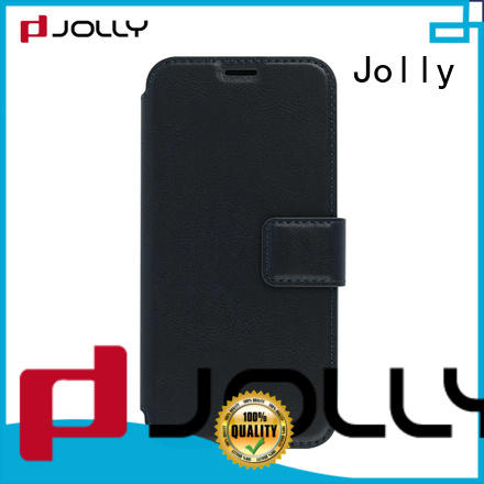 Jolly flip phone covers for busniess for iphone xs