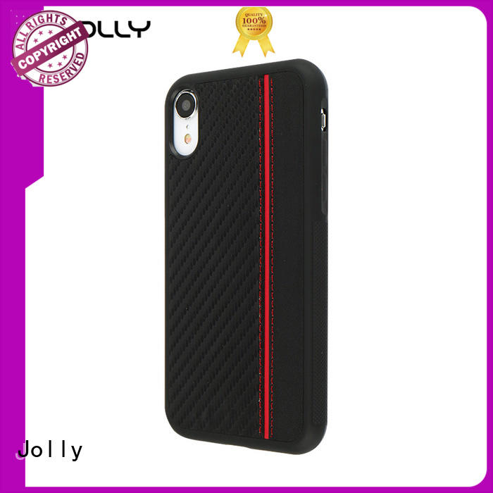 Jolly tpu nonslip grip armor protection cheap phone covers djs for iphone xs