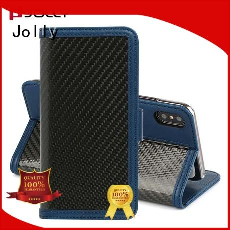 book mens cell phone wallet with printed pattern cover for iphone xs