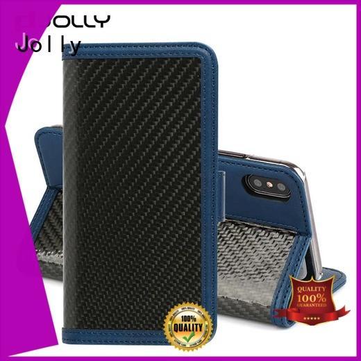 Jolly designer wallet phone case supplier for sale