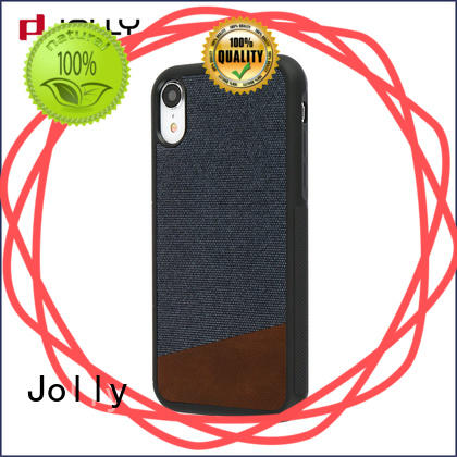 Jolly thin phone back cover design for busniess for sale