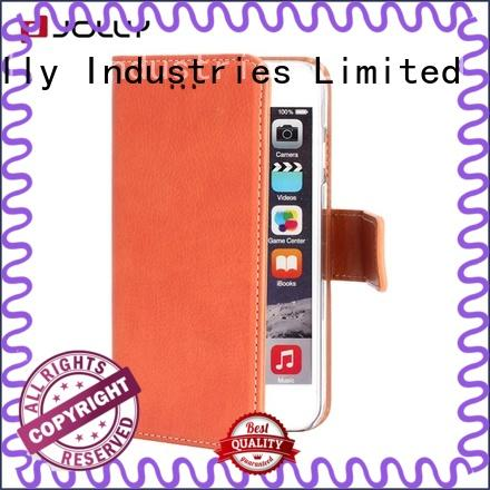 purse wallet type cell phone cases slot manufacturer Jolly