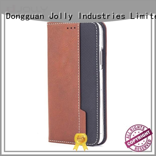 Jolly best flip cell phone case company for mobile phone