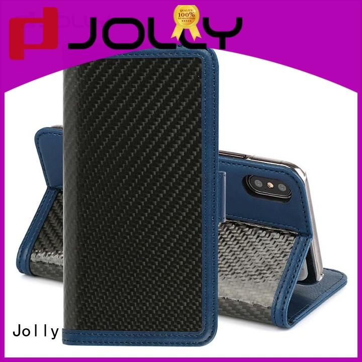 purse phone case and wallet iphone maker Jolly