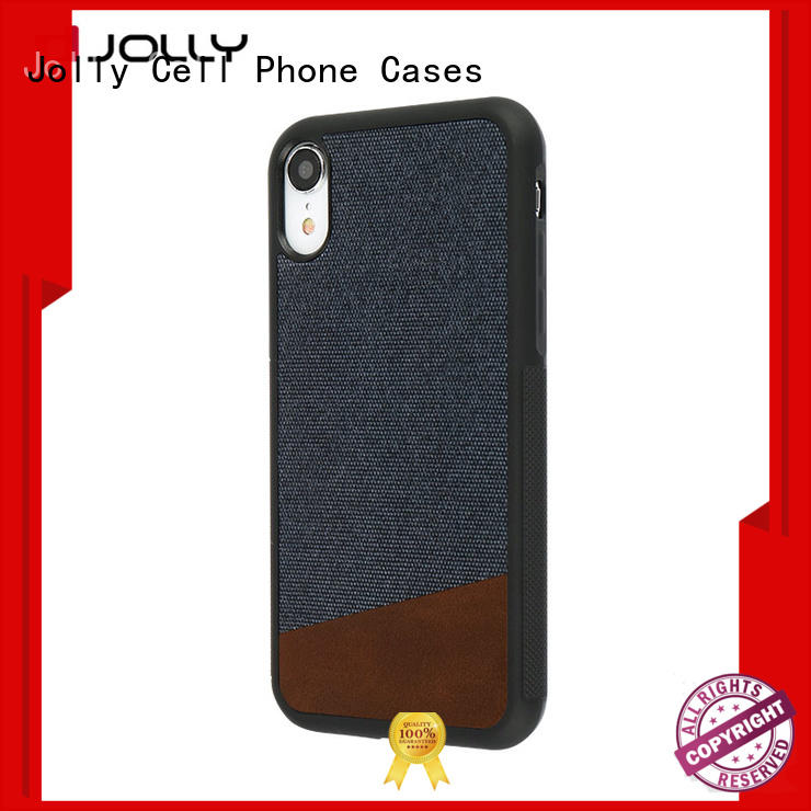 Jolly mobile stylish mobile cover natural manufacturer