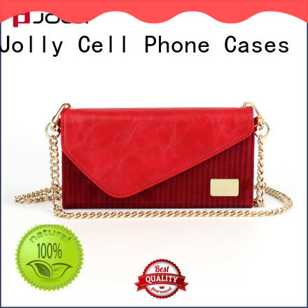 Jolly zip around phone case and wallet with slot for mobile phone