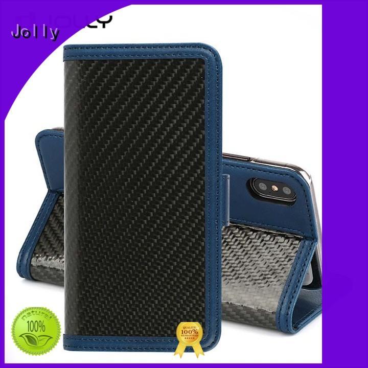 zipper phone wallet for iphone xs Jolly
