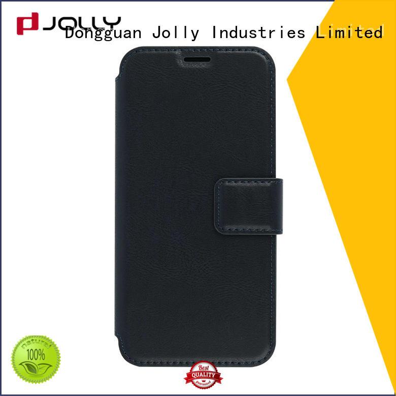 Jolly folio flip case samsung professional for mobile phone
