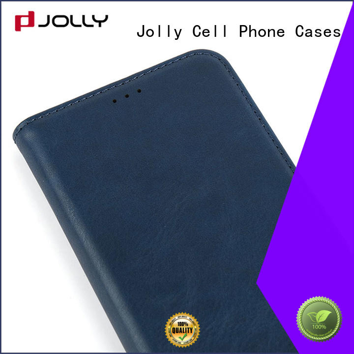 Jolly latest initial phone case factory for mobile phone