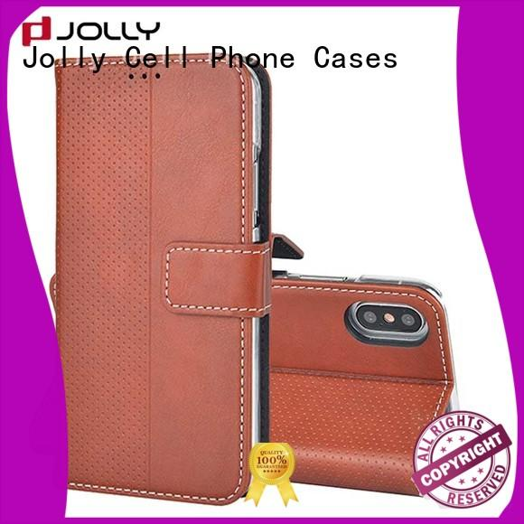 Jolly max phone case and wallet organizer
