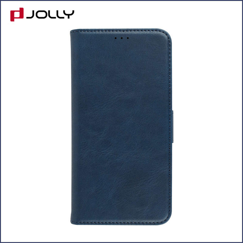Jolly custom anti-radiation case with id and credit pockets for iphone xs-3