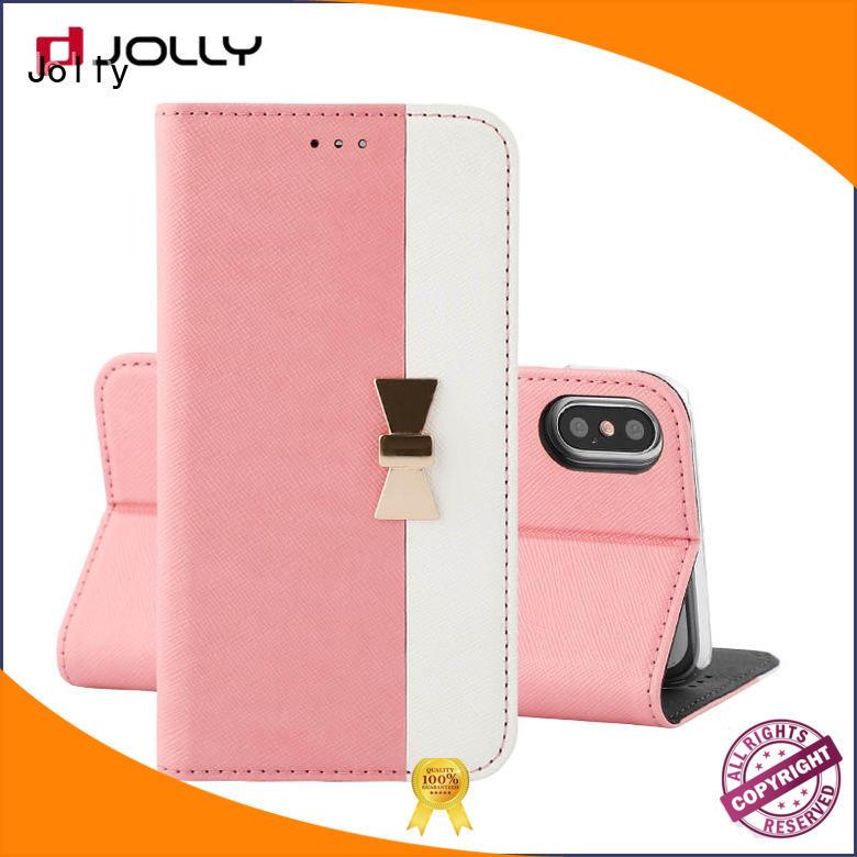 flip case huawei cover supplier Jolly