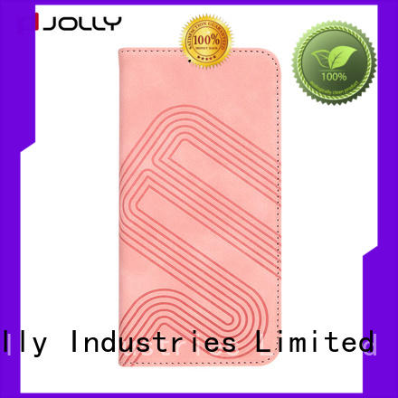 best magnetic flip phone case with slot for mobile phone