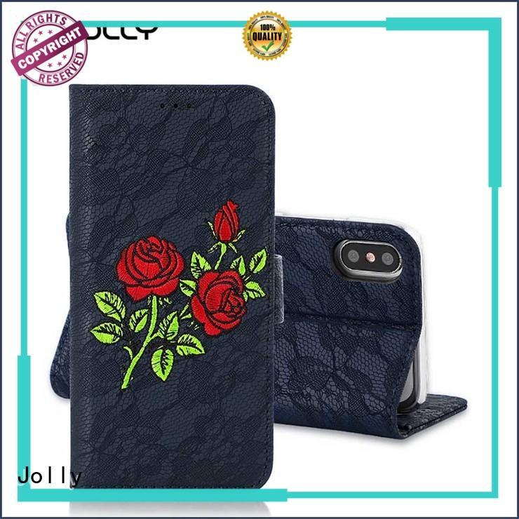 luxury designer wallet phone case for busniess for apple