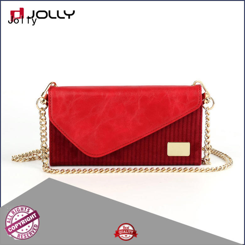Jolly clutch phone case suppliers for cell phone