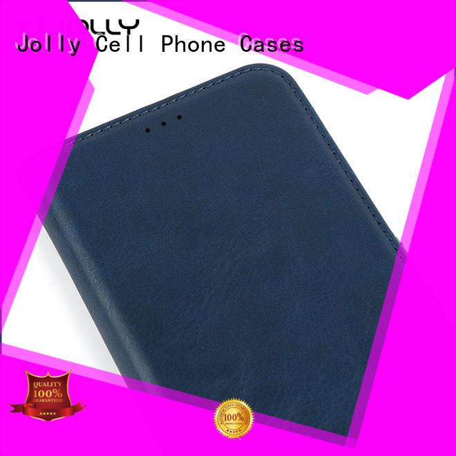 Jolly initial mobile phone flip cases djs for sale
