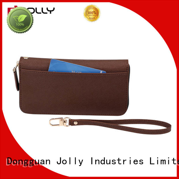 printed book travel wallet phone case Jolly Brand
