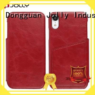 Jolly slim handy flip case case supplier