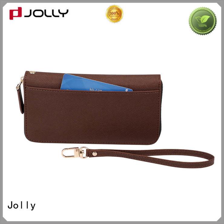 Wristlet Phone Wallet Case Clutch organizer maker Jolly