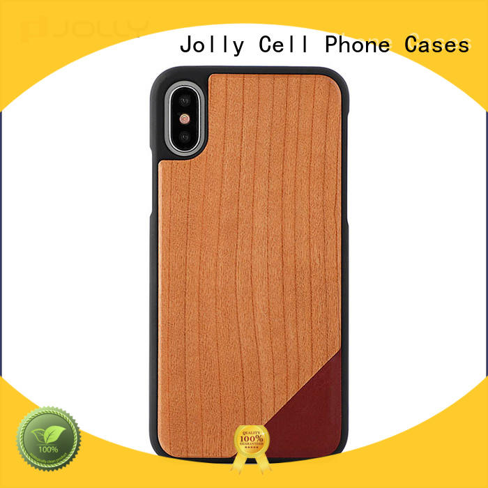Jolly high quality phone cover for busniess for iphone xs