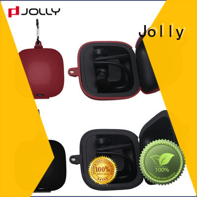 Jolly high-quality beats earbuds case manufacturers for earbuds
