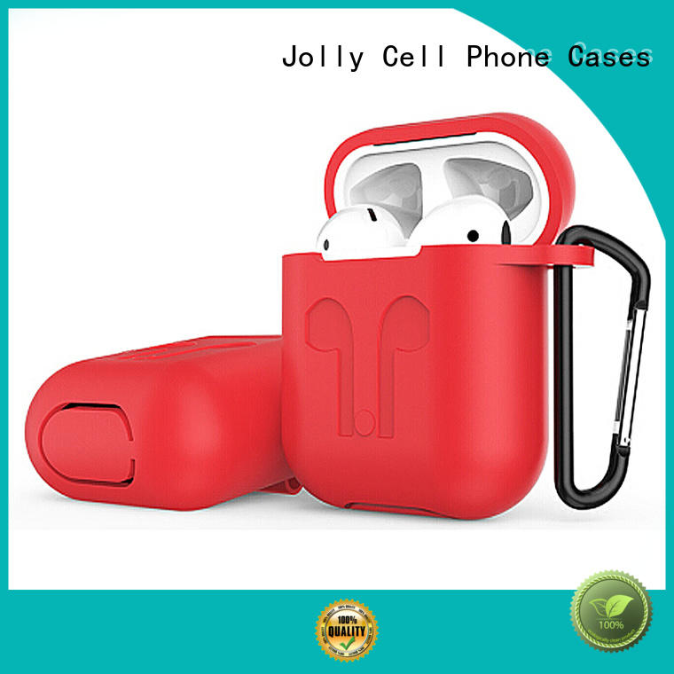 Jolly protective Airpods Case supplier for mobile phone