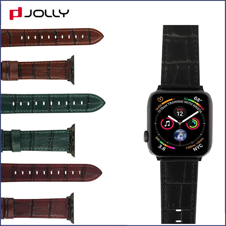 Iwatch Series Croco Leather Watch Band DJS1414