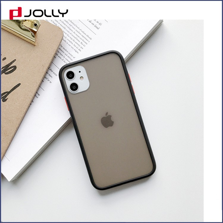 tpu nonslip grip armor protection printed back cover for busniess for iphone xr-6