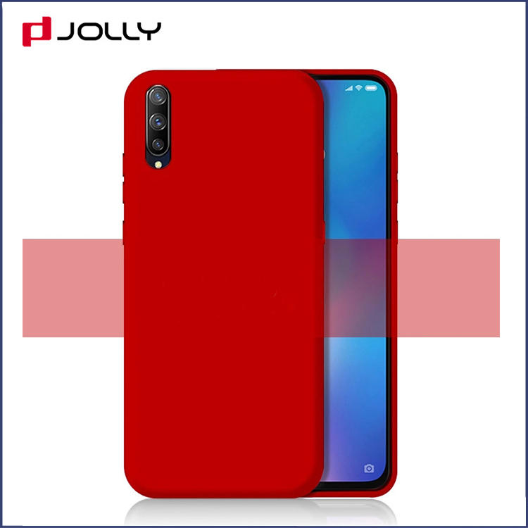 High Quality TPU Similar to Liquid Silicone Phone Cover for iPhone with Lining Imitation Microfiber