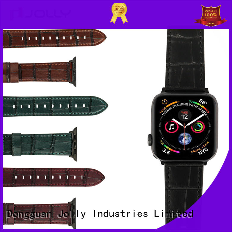 Jolly watch straps supply for business