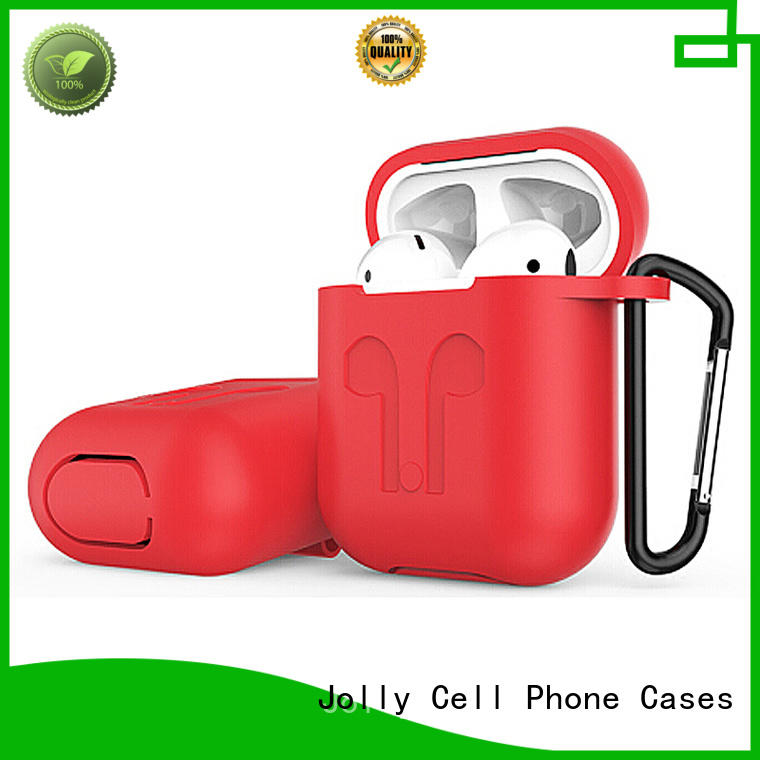 Jolly high quality Airpods Case company for apple airpods
