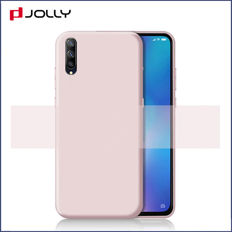 Jolly slim spliced two leather phone back cover company for sale-2