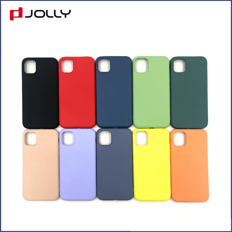 Jolly slim spliced two leather phone back cover company for sale-1