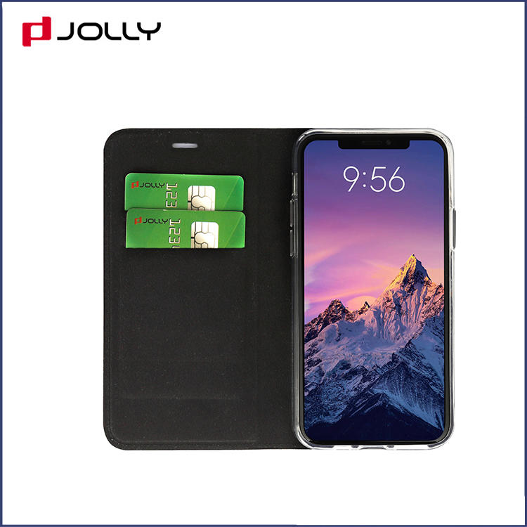 high quality anti radiation phone case with id and credit pockets for sale-2