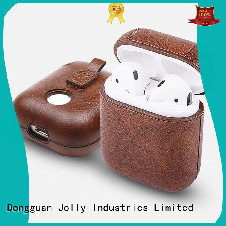 Jolly anti drop airpods case charging manufacturer for sale