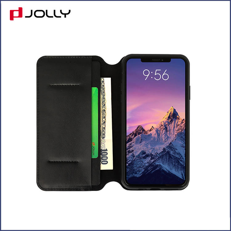 Jolly cell phone cases with slot kickstand for iphone xs-2