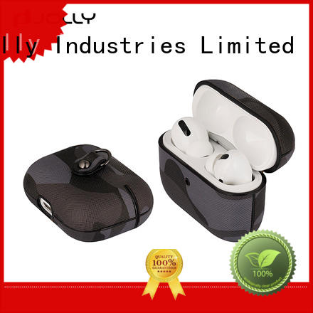 Jolly best airpods carrying case supply for earpods