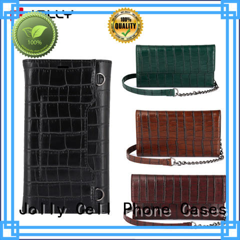 Jolly clutch phone case suppliers for smartpone