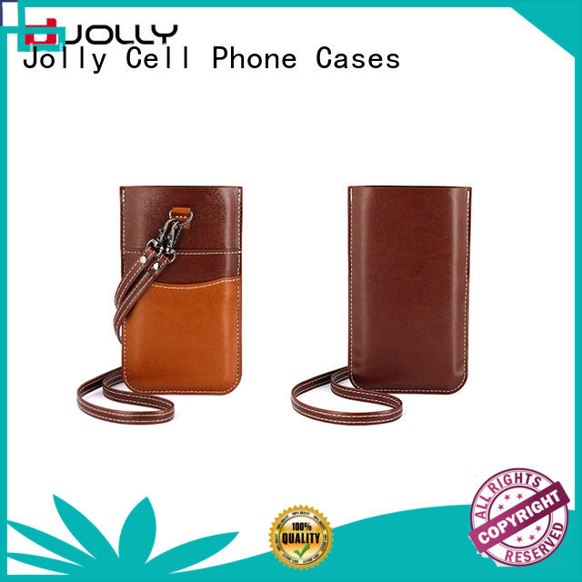 Jolly phone pouch bag supply for cell phone
