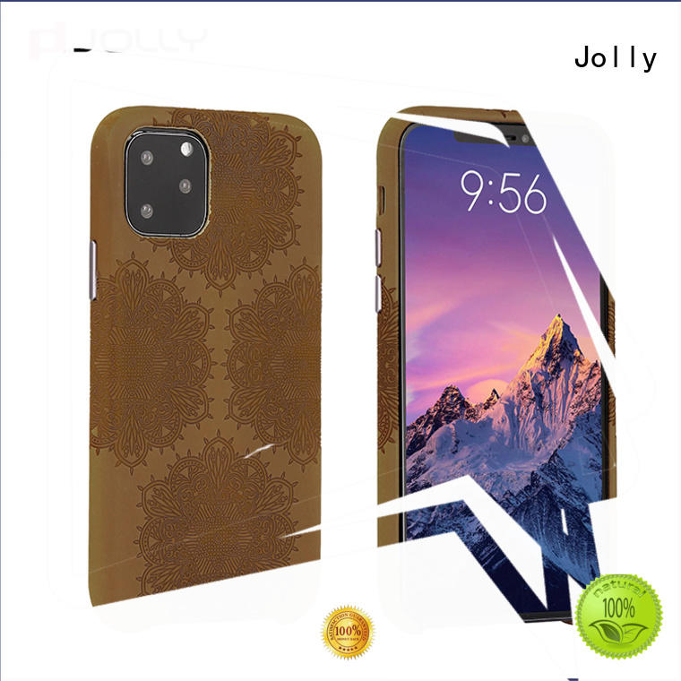 Jolly absorption mobile back case supply for iphone xr
